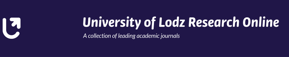 University of Lodz Research Online